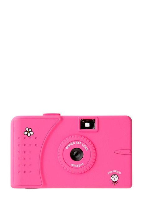 #WIDESLIM PINKKI #FILMIKAMERA  /plasticcameras.fi