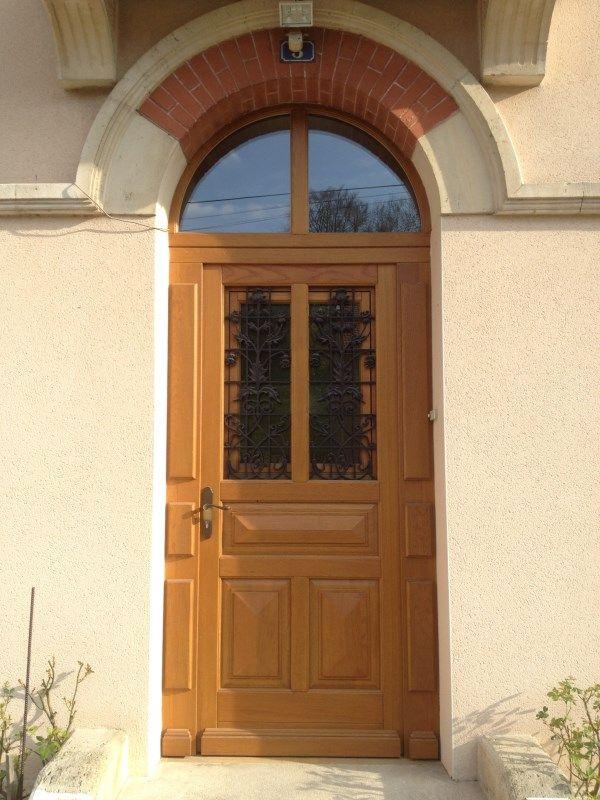 21 best porte entrée images on Pinterest Driveway gate, Doors and - poser porte d entree