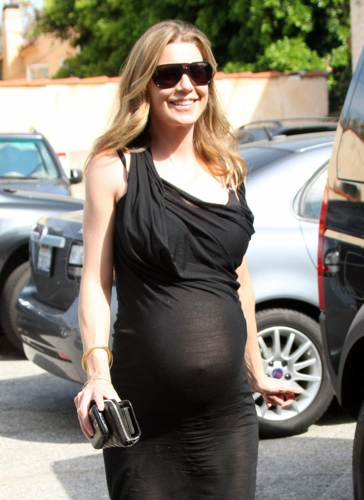 Ellen Pompeo and Chris Ivery Welcome Baby No 3: