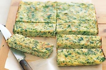Feed growing appetites with healthy vegetables - these carrot and zucchini snacks are great for the toddler on the move.