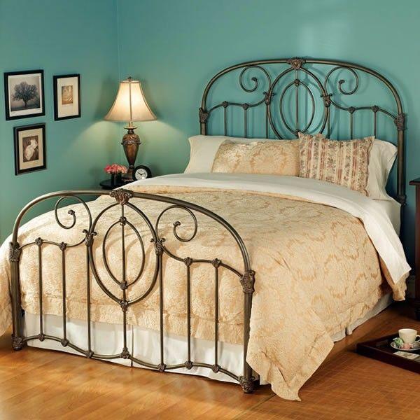 Adair Cast Bed