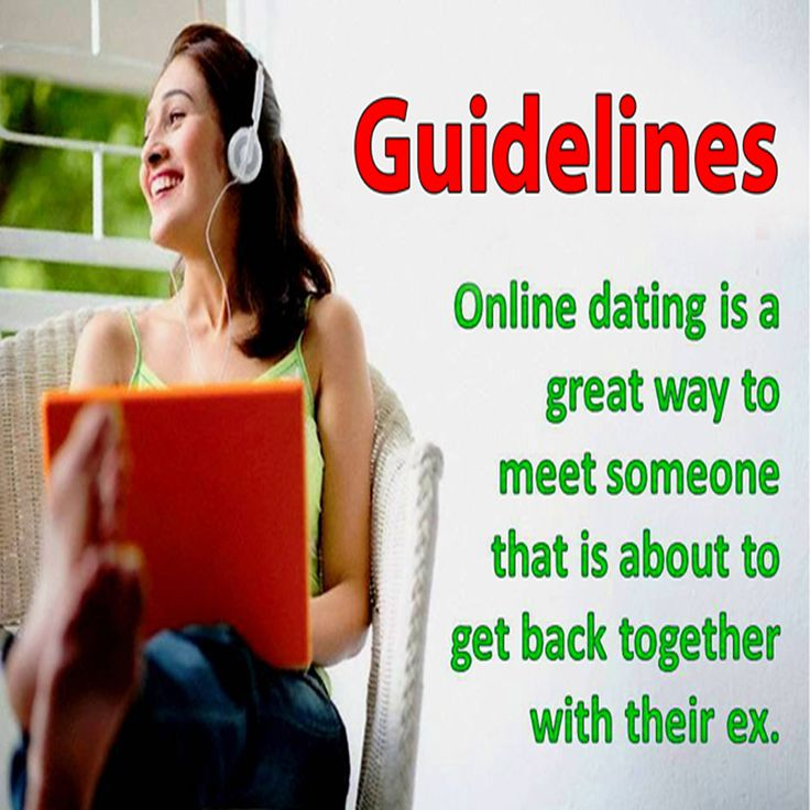 My Ex Is Back Online Dating