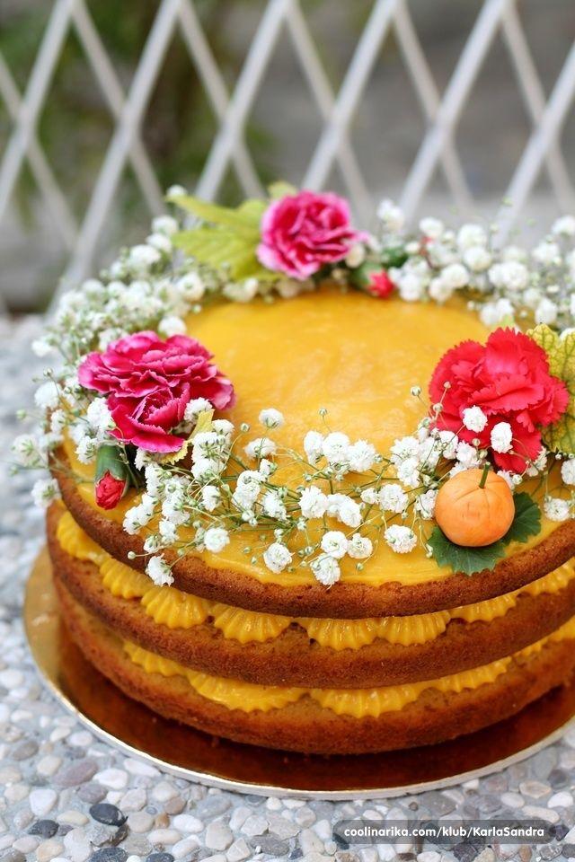 Brza torta od bundeve — Coolinarika