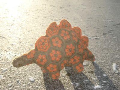 TAIKSI: Virkattu Dinosaurus
