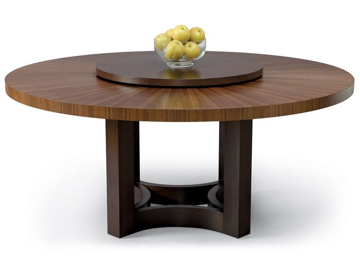 Lazy+susans+for+tables | Shown In Grey Walnut Top With Optional Sunburst