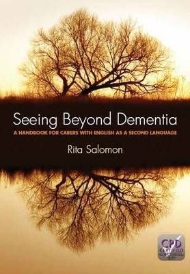 This guide is specifically designed for dementia carers with English as a second language. It is a concise compendium of current thinking on person-centred dementia care that features a sample vocabulary and sentences ideal for working specifically with dementia patients