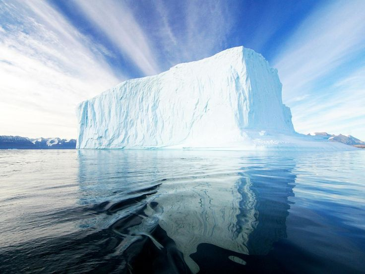 Glaciers and Icebergs, Greenland : Top 10 Natural Wonders : TravelChannel.com