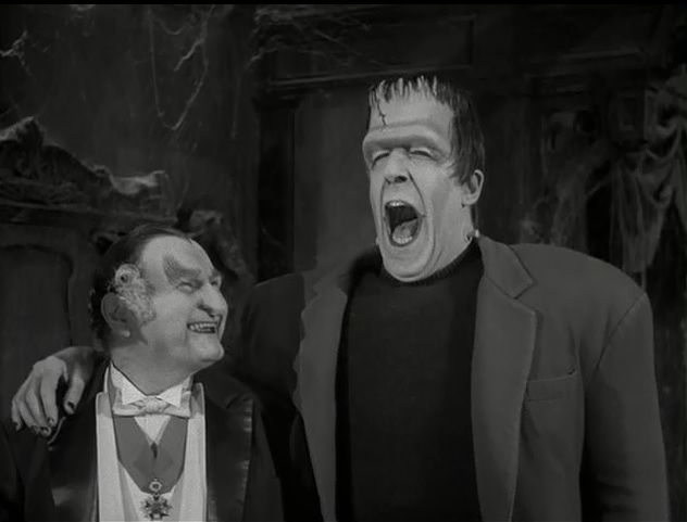 THE MUNSTERS PHOTO GALLERY #07
