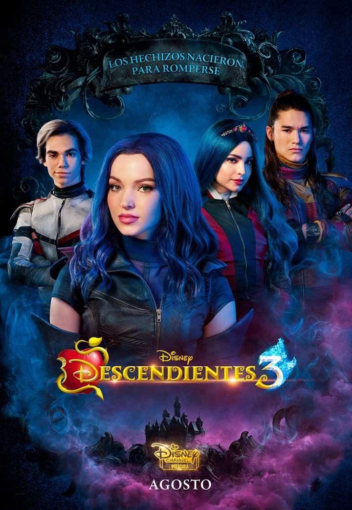 Pin By Khi Rosado On Nerdom Disney Channel Descendants Disney Descendants Disney Descendants 3