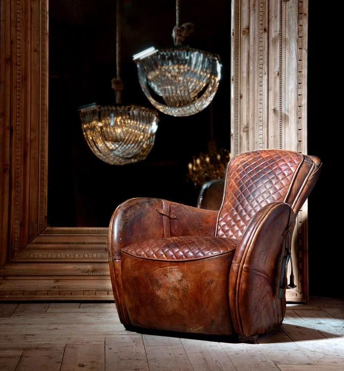 Saddle Chair By Timothy Oulton Vintage Leather Chairs Saddle