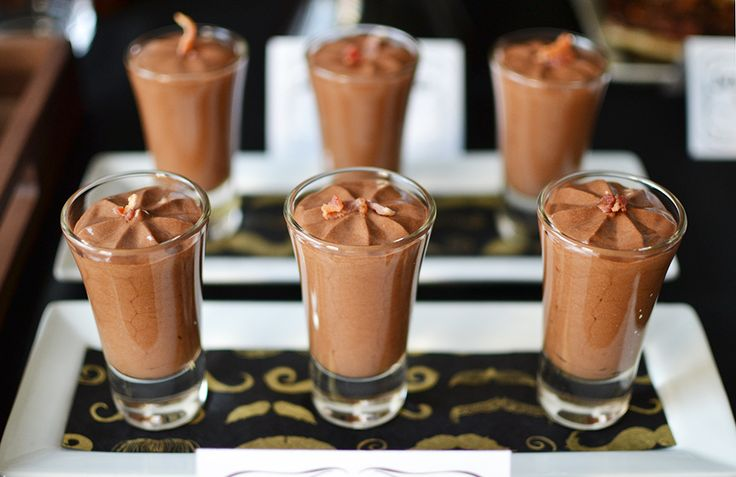 Craving some silky chocolate mousse, possibly with a hint of whiskey? Here's a Jack Daniel's Whiskey Chocolate Mousse Recipe from Sweet Society