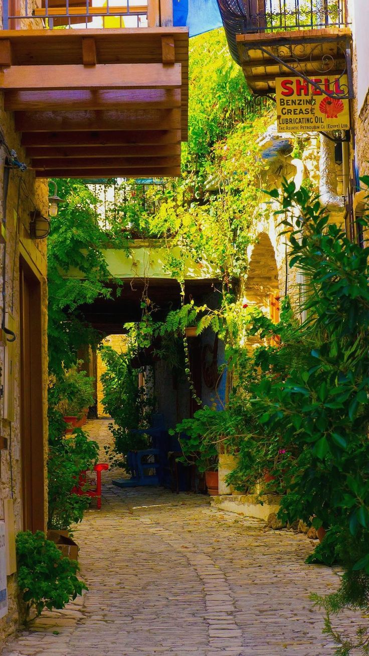 Pano Lefkara, Larnaca District, Cyprus