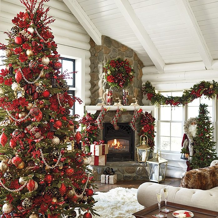 Holiday Home Design Ideas: Christmas Decoration Collections