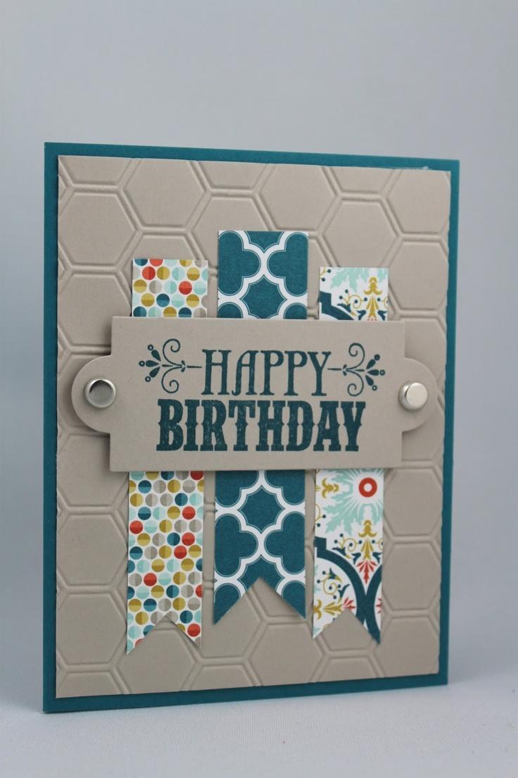 How to scrapbook birthday cards - Love This Card Http 3 Bp Blogspot Com Scrapbook Birthday