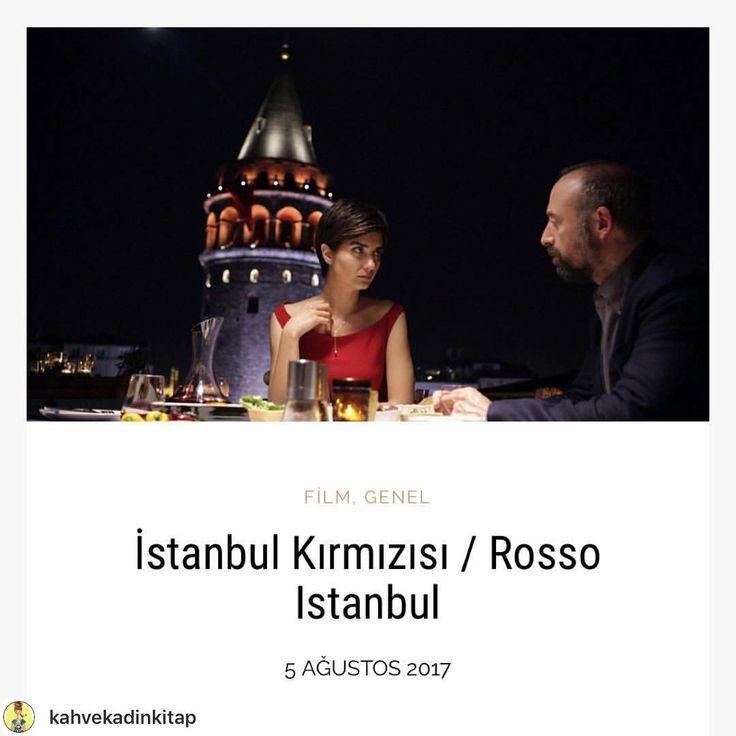 Biri yeni film yazısı mı dedi 😱💃🏻💃🏻☺️✌🏼 O zaman 👉🏻@kahvekadinkitap 🎞 . Cumartesi gecesini evde geçirecekseniz size güzel bir tavsiyemiz var 💜 @jaleninalemi @ferzanozpetek imzalı İstanbul Kırmızısı filmini yazdı. Kitap mı film mi tartışmalarına son noktayı koymadan önce kahvekadinkitap.com'u ziyaret edin mutlaka 💃🏼💕 #kahvekadinkitap #istanbulkirmizisi #rossoistanbul #ferzanozpetek #film #cumartesigecesi #filmgecesi #moviesuggestions