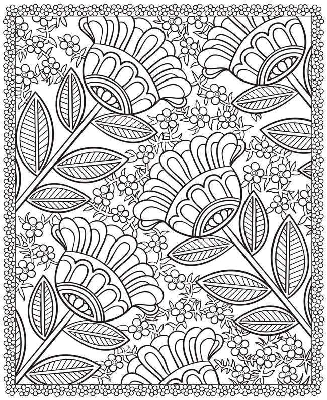free dover coloring pages - photo#24