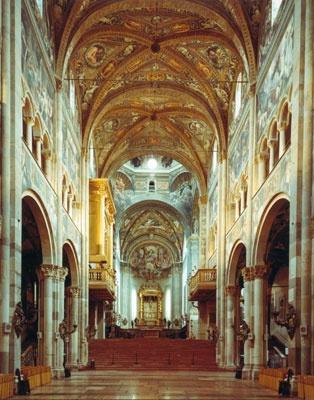 Duomo. Parma