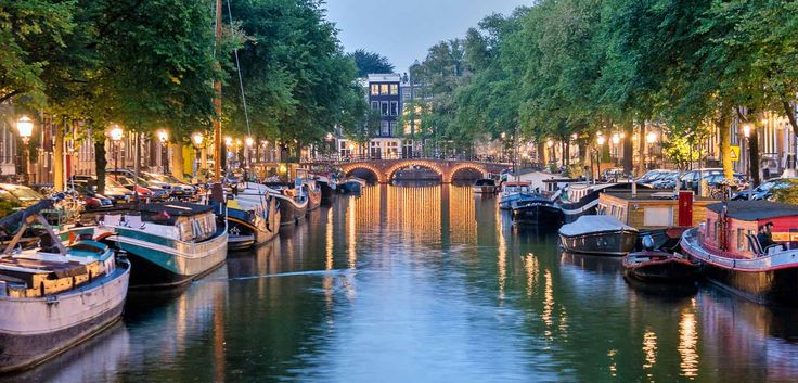 Find out the top 10 amazing things to do in Amsterdam — capital of The Netherlands!