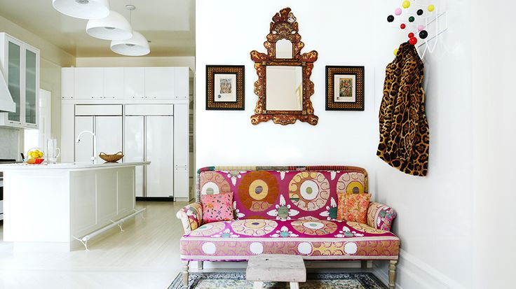cute little seating area