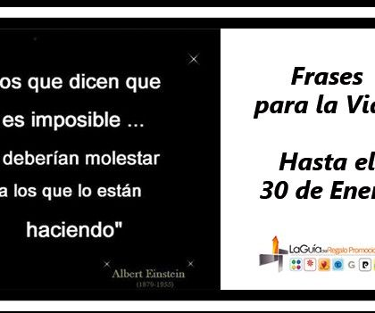 Frases Celebres Albert Einstein - Conmemoración del Día de la Paz