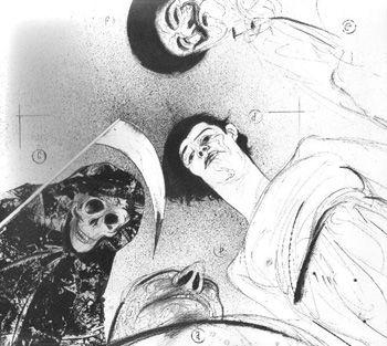 Dibujante, Luis Scafati