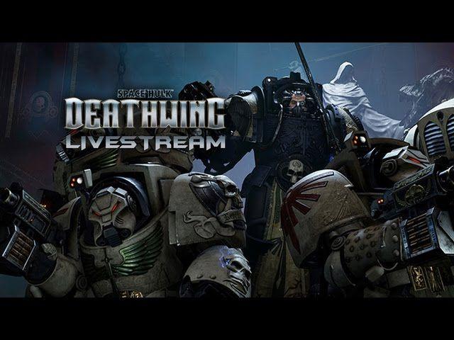 Space Hulk: Deathwing Livestream - http://gamesitereviews.com/space-hulk-deathwing-livestream/
