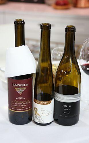 Wine Pairing Ideas