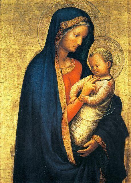 Masaccio, Madonna Casini, ca. 1426