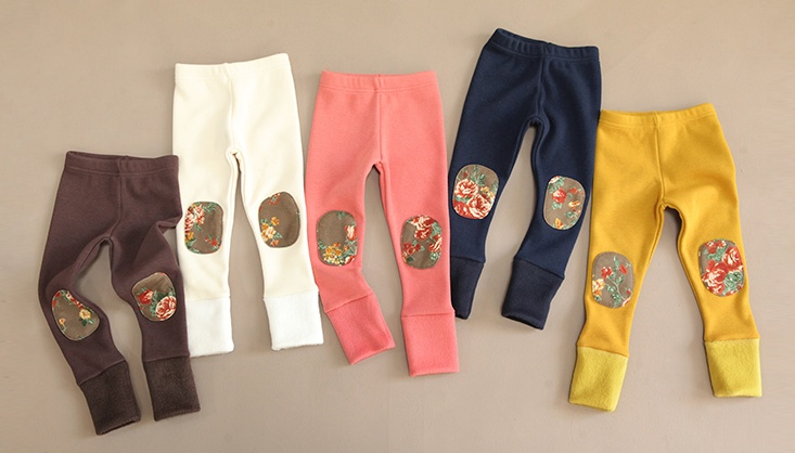 patchwork pants by Mardi Amber