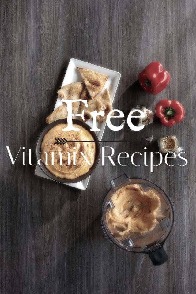 Free Vitamix Recipes