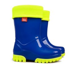 Winter Lined High Viz Wellies