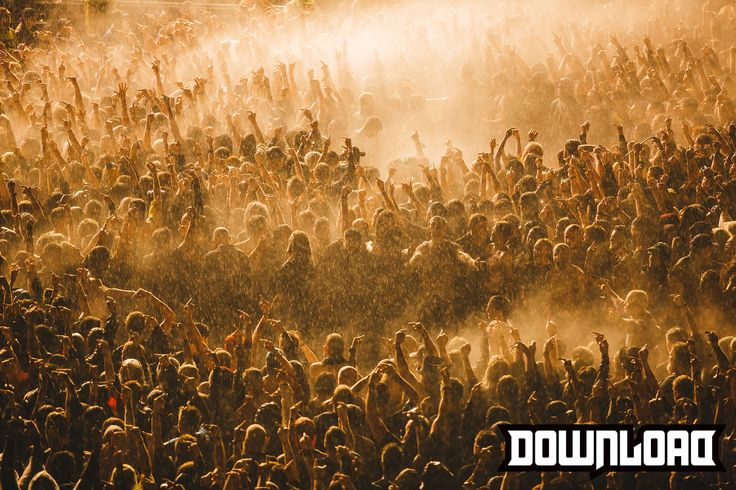 Slipknot Friday 12 June 2015 - yep, I'm in there somewhere!