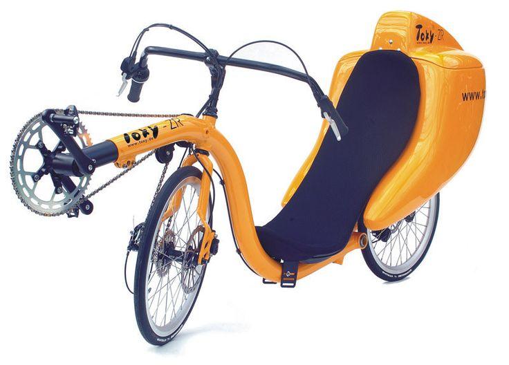 Toxy Liegerad GmbH - TOXY-ZR - Speed Machine.