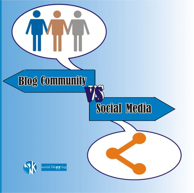 Blogging communities Vs social media – Which one is more effective in driving traffic from a blogger's perspective