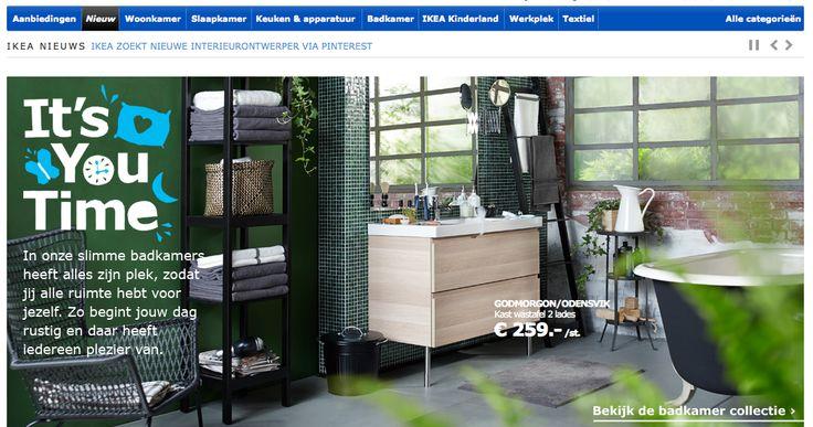 Ikea is een woonwinkel en heeft veel verschillende producten in verschillende klassen.