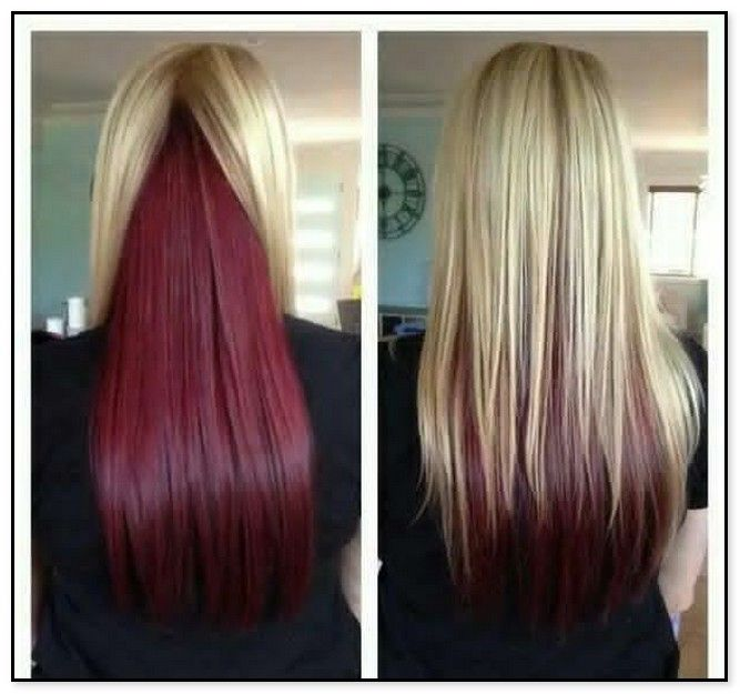 Best 25 Maroon Highlights Ideas On Pinterest Balayage