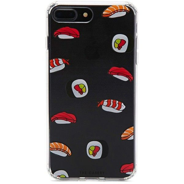 Forever21 The Casery Sushi Case For iPhone 7 Plus ($20) ❤ liked on Polyvore featuring accessories, tech accessories and forever 21