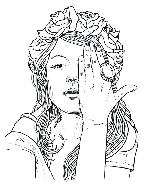 36 Impressive Hand Drawn Portraits | Top Design Magazine - Web Design and Digital Content