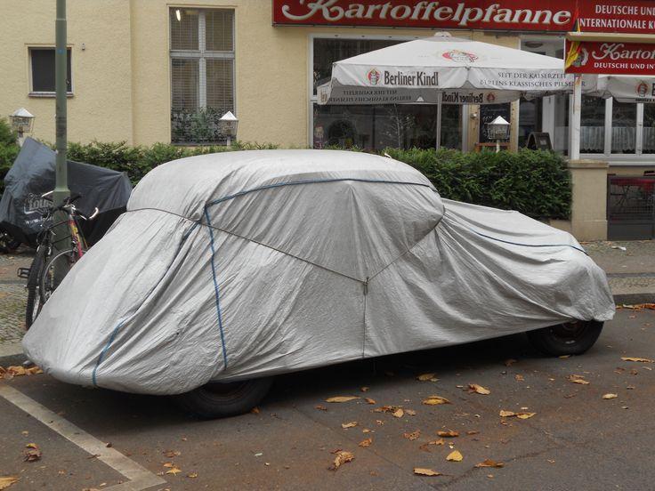 Ghost car - Berlin, Germany