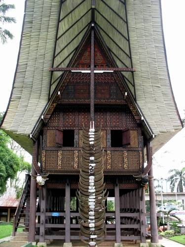 Taman Mini, Rumah Toraja, North Sulawesi by Chris10