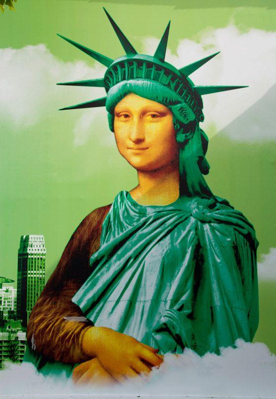 Super 916 best Parody: Mona Lisa images on Pinterest | Mona lisa  OH65