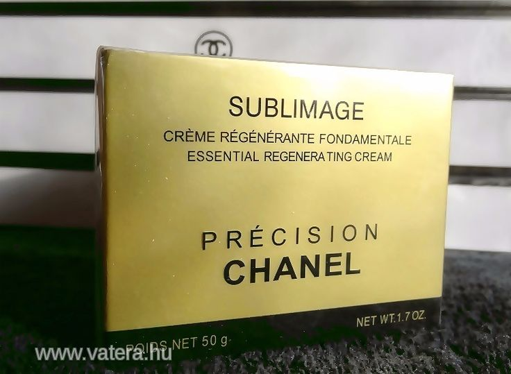 CHANEL PRECISION SUBLIMAGE KRÉM - 5900 Ft - Nézd meg Te is Vaterán - Arckrém - http://www.vatera.hu/item/view/?cod=2376725204