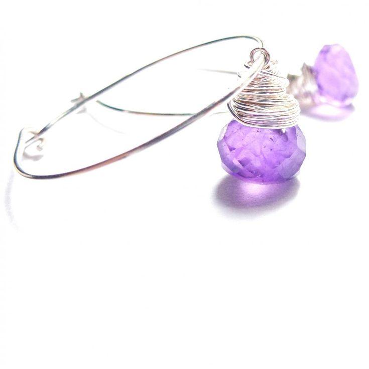72 best WIRE ! (Earring Ideas) images on Pinterest | Diy jewelry ...