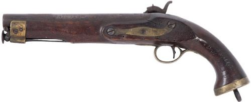 Gun from Ned Kelly's last stand may fetch Aus$125,000: An antique gun owned by the brother of Australia's most famous outlaw Ned Kelly, and used in the infamous Siege of Glenrowan during the Kelly gang's last stand against police, is expected to sell for Aus$125,000 (£81,700).