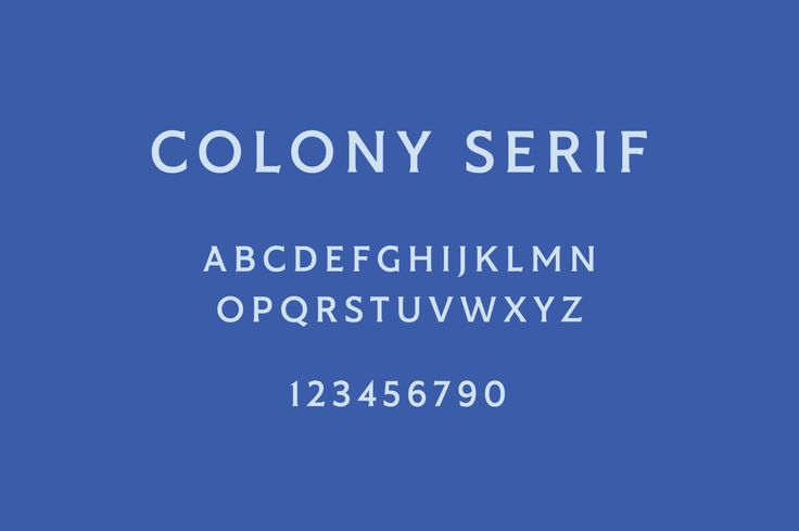 Custom typeface designed by Mast for barista-run and Colorado-based Loyal Coffee.