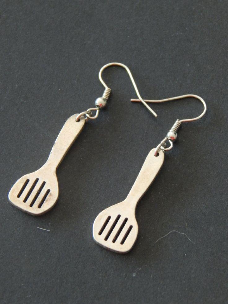 (81) Σκουλαρίκια κουτάλες http://laxtaristessyntages.blogspot.gr/p/blog-page_2315.html