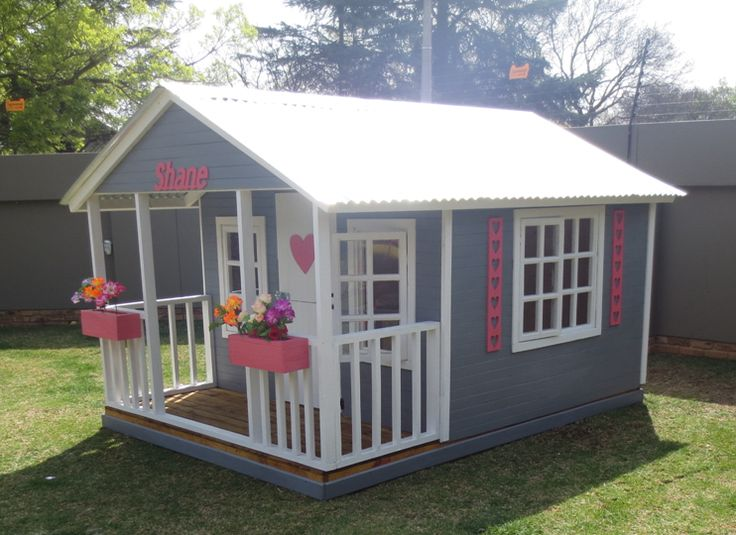 Classic Play House by Playground Wizards. Contact: sales@playgroundwizards.co.za