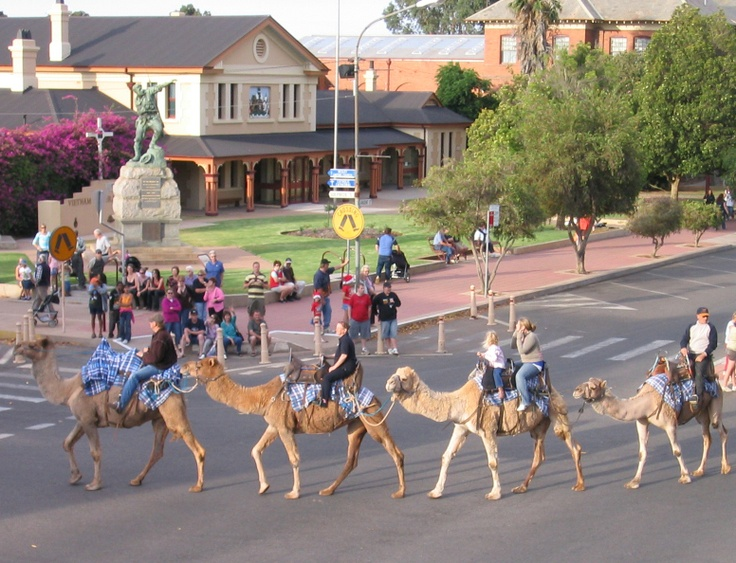 Argent Street, Broken Hill