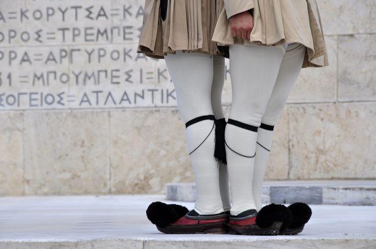 Presidential Guard, Athens https://www.flickr.com/photos/maldeno/19422586820/