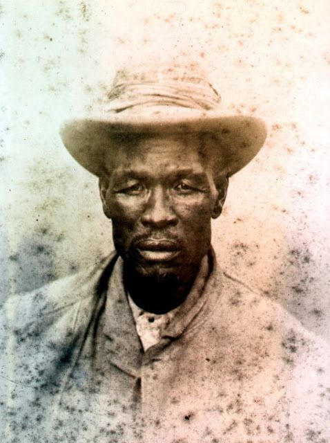 Chief Khama, Chief of the Bamangwato.